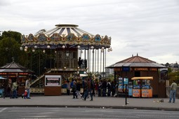 Merry Go Around 2 Story Carousel across the street from Eiffel Tower.jpg