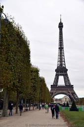 Picture of Eiffel Tower After Passing Avenue Charles Rister.jpg
