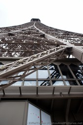 Top of the Eiffel Tower seen from Level Two.jpg