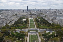 Champ de Mars & Paris Military School with Tour Maine Montparnasse in the background.jpg