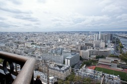 Looking Southwest from Eiffel Tower 2nd Floor.jpg