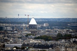 Paris Pantheon seen from the Eiffel Tower.jpg