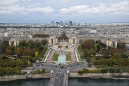 Chaillot Palace, Trocadero Garden & Pont d'lena Bridge Photo from Eiffel Tower-001.jpg