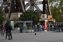 Eiffel Tower Entrance Area for Guests with Pre-Paid Tickets at Plier EST.jpg